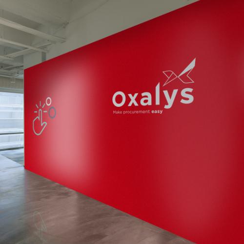 Refonte de l'identité visuelle Oxalys